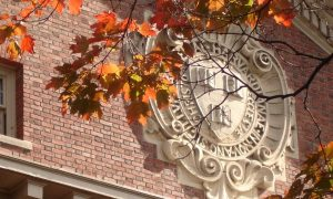 harvard university campus housing perkins hall fall