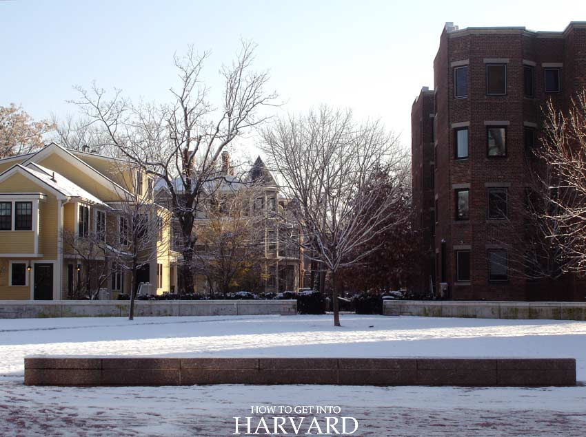 harvard university graduate school of design housing