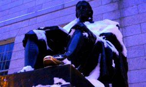 harvard-university-schools-john-harvard-statue