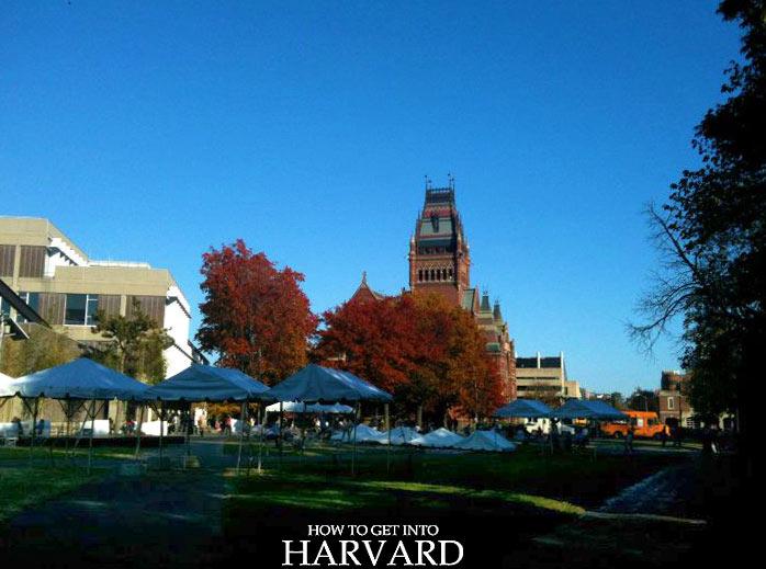 Harvard campus tour-yard-memorial-hall-harvard-university-science-center
