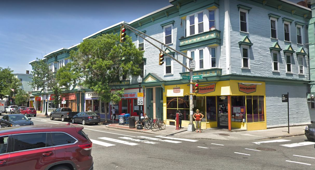 inman square best places to live near Harvard University