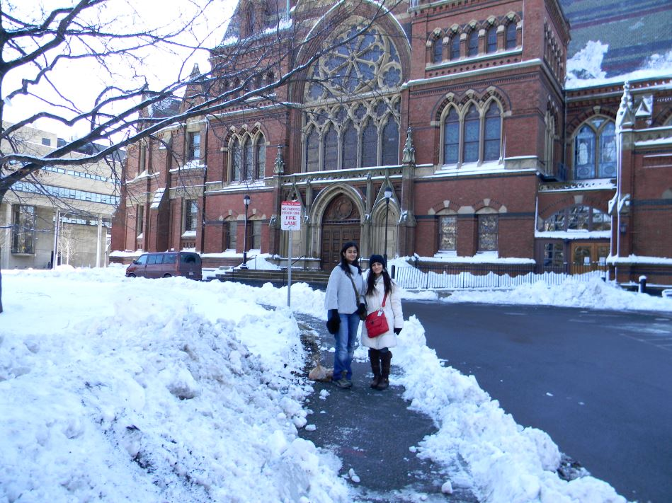 a day in the life of a Harvard student campus grocery