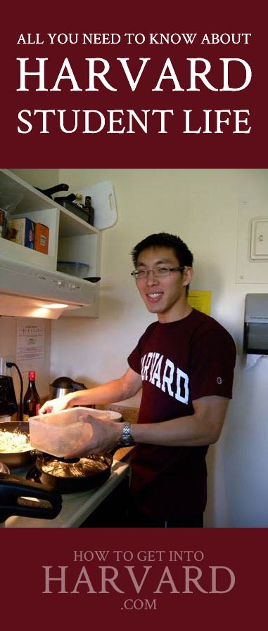 harvard-student-life experience how campus dorms