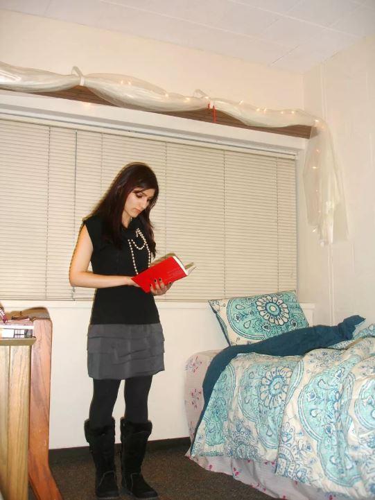 shilpa ahuja student harvard university dorm room