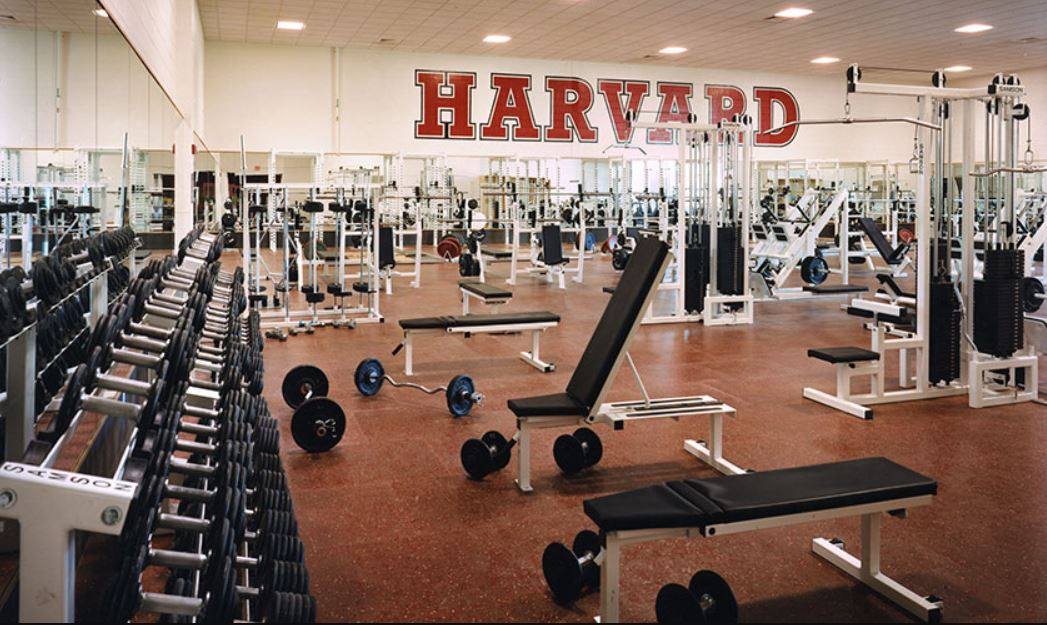 harvard university hemenway gym